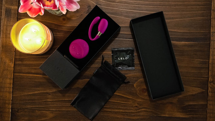 Lelo Tiani 3 Sex Toy Review Main Image